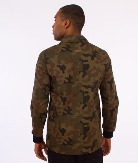 Patriotic-CLS Light Jacket Kurtka Woodland Camo