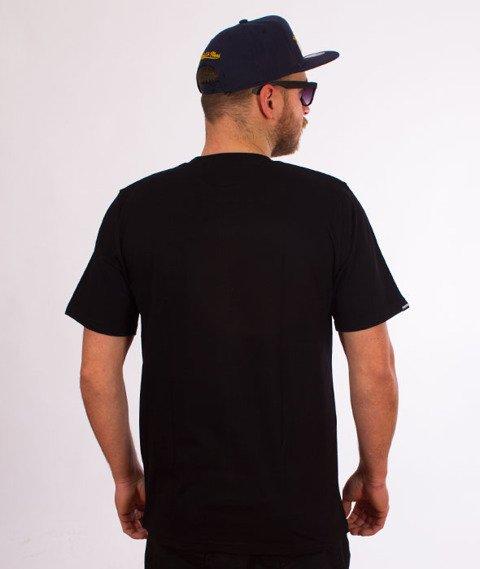 Patriotic-CLS Particles T-shirt Czarny