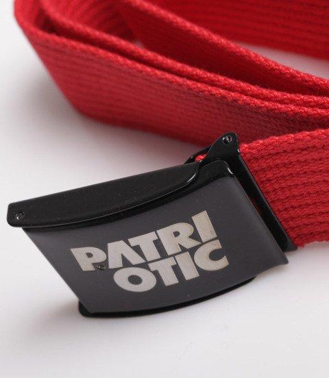 Patriotic-CLS Pasek Czerwony