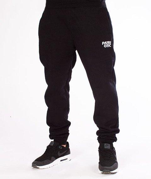 Patriotic-CLS Spodnie Dresowe Czarne