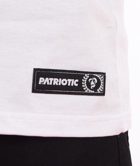 Patriotic-Duma 2 T-shirt Biały