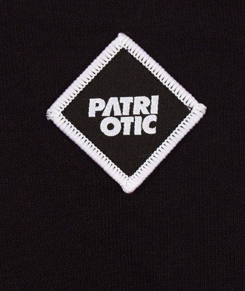 Patriotic-Futura Mini Bluza Kaptur Czarny/Czarny