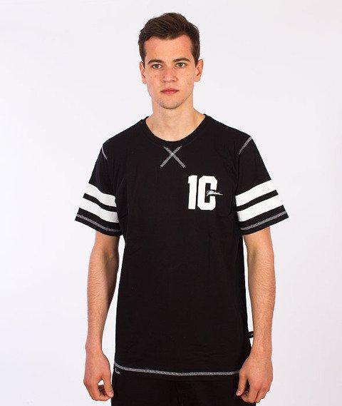 Patriotic-Future10 T-Shirt Czarny