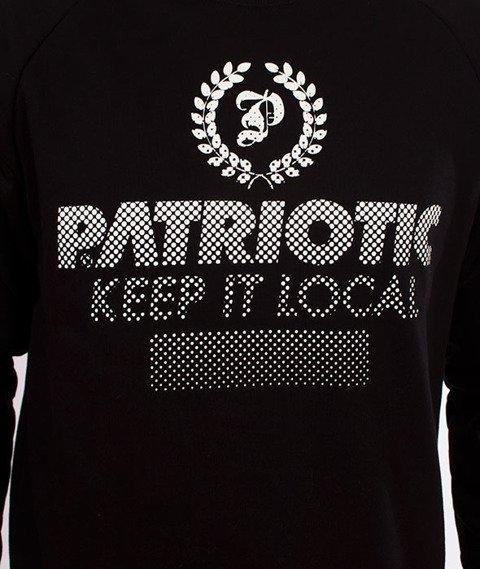 Patriotic-Half Laur BKL Bluza Czarna