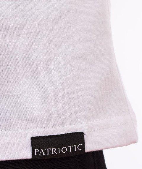 Patriotic-Husarz T-shirt Biały