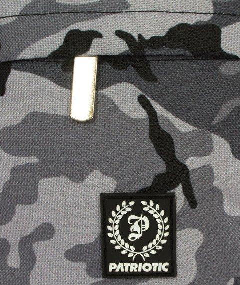 Patriotic-Laur Apl Listonoszka Black Camo