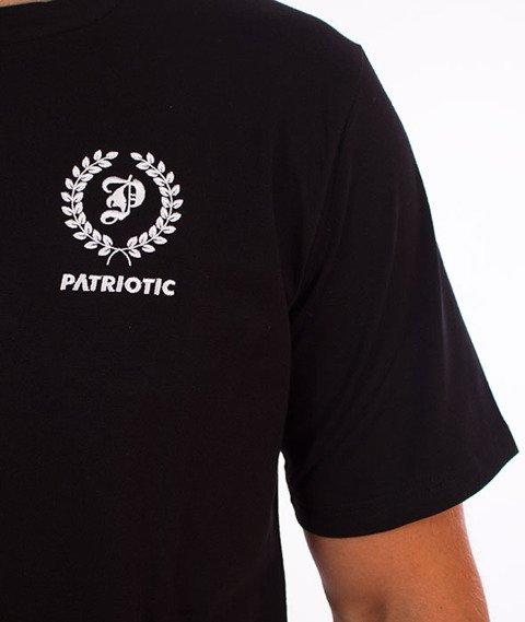 Patriotic-Laur Mini T-shirt Czarny
