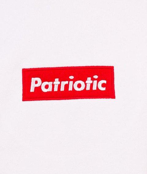 Patriotic-Patriprim BKL Bluza Biała