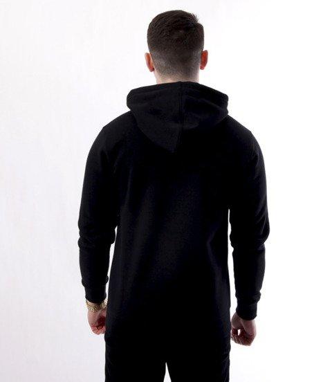 Patriotic-Trigonal Bluza Klasyczna czarna