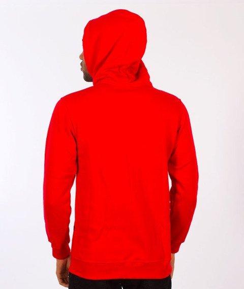 Phenotype-Torment Hoodie Red
