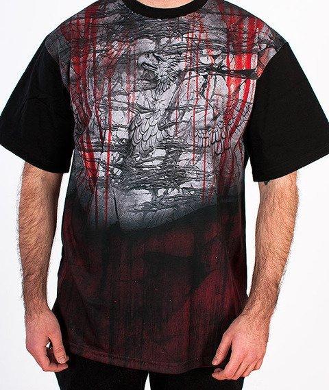 Pihszou-Śmierć T-shirt Czarny/Multikolor + CD
