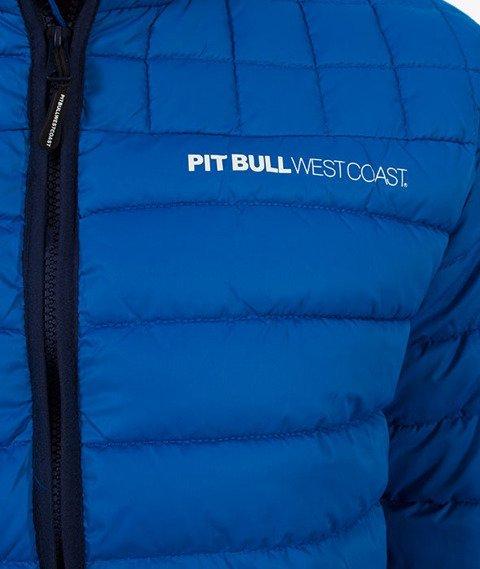 Pit Bull West Coast-Atherton Kurtka Niebieska