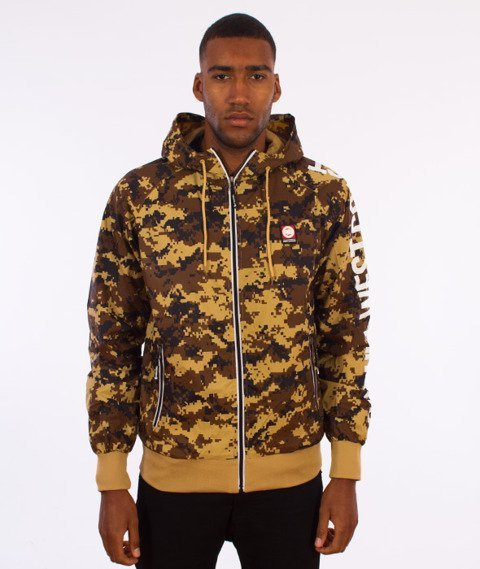 Pit Bull West Coast-Athletic III Jacket Kurtka Sandcamo
