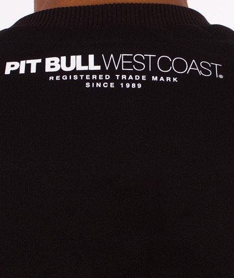 Pit Bull West Coast-Basic Crewneck Bluza Czarna