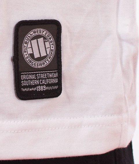 Pit Bull West Coast-Casino T-Shirt Biały