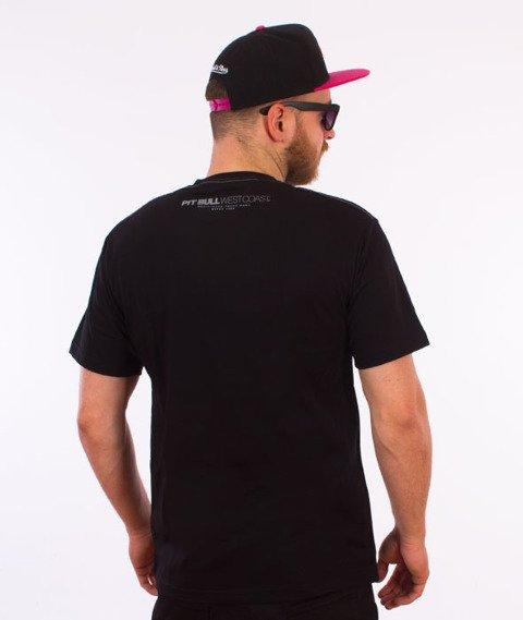 Pit Bull West Coast-Casino T-Shirt Czarny