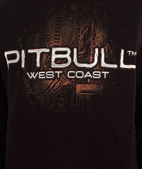 Pit Bull West Coast-City of Dogs 18 Crewneck Bluza Czarna