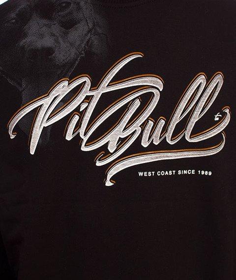 Pit Bull West Coast-Eyes of the Dog Crewneck Bluza Czarna