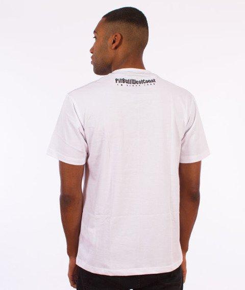 Pit Bull West Coast-Hard PB89 T-Shirt Biały