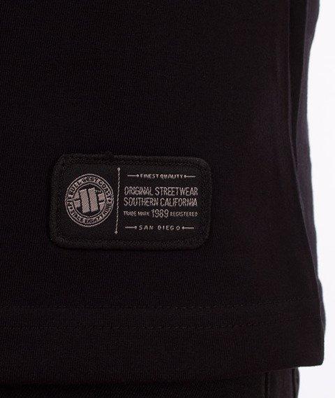 Pit Bull West Coast-IHSV T-Shirt Czarny