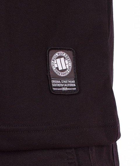 Pit Bull West Coast-Raster Logo T-Shirt Black