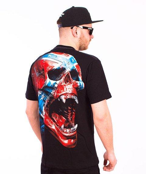 Pit Bull West Coast-Rebel Crew T-shirt Black