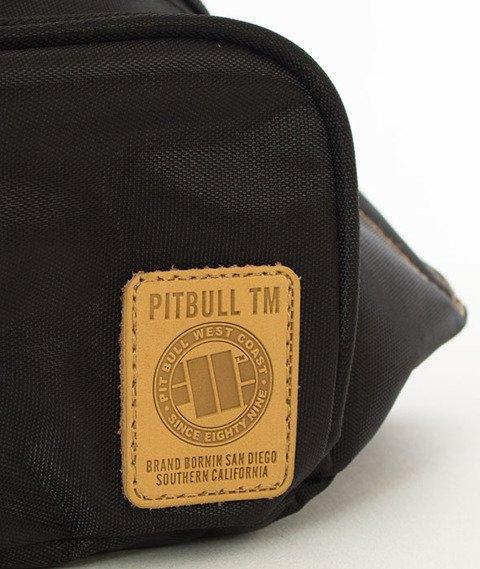 Pit Bull West Coast-Saszetka Nerka Small Logo Czarna