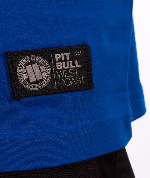 Pit Bull West Coast-Small Logo 18 T-Shirt Royal Blue