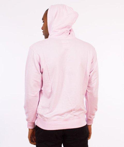 Pogo-Honda Hoodie Bluza Kaptur Różowa
