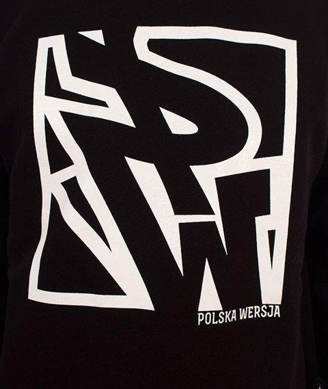 Polska Wersja-PW Do Kwadratu Bluza Czarna