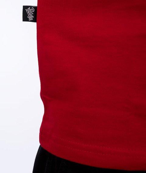 Polska Wersja-Polska Werja Double T-shirt Czerwony