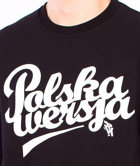 Polska Wersja-Polska Wersja Bluza Czarna