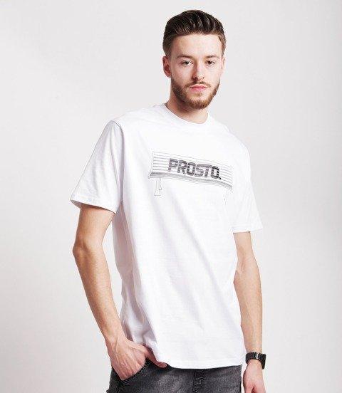 Prosto BENCH T-Shirt Biały