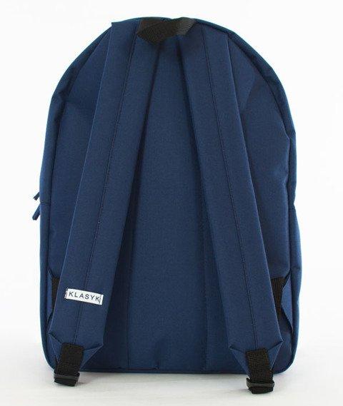 Prosto-Backpack Cube Plecak Granatowy