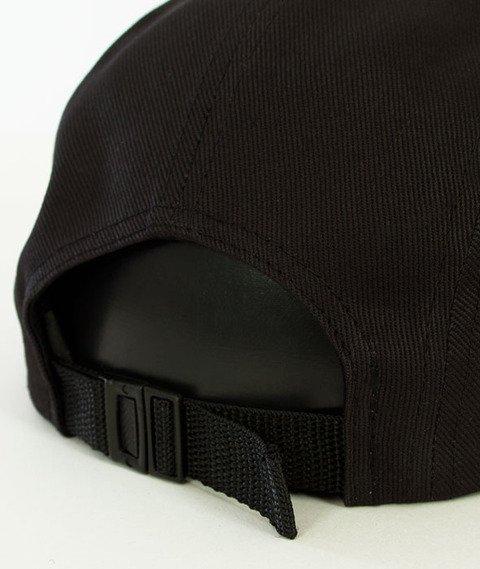 Prosto-Fatcap Cover 5-Panel Czarny