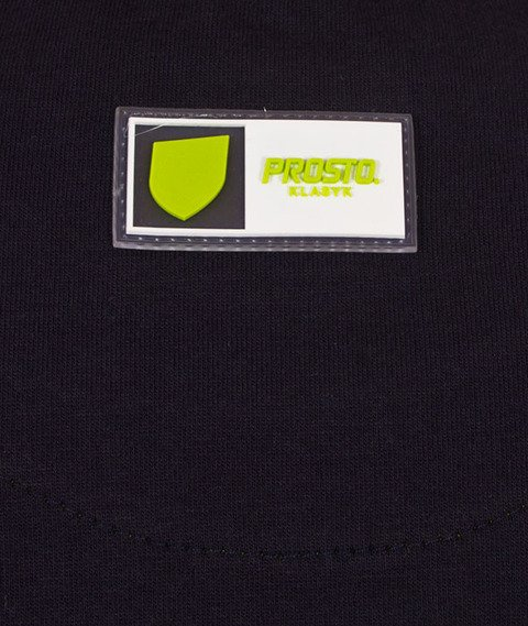 Prosto-Jaquard T-Shirt Night Blue