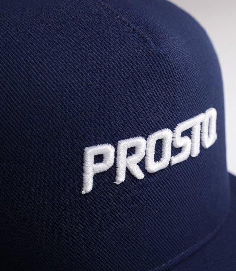 Prosto-Massive Snapback Navy