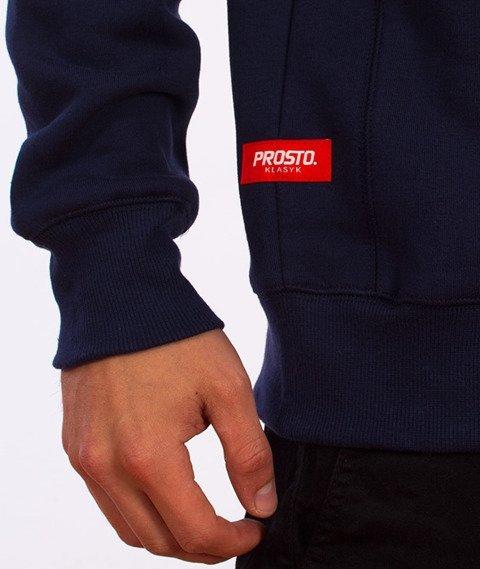 Prosto-Simple Bluza Granatowa