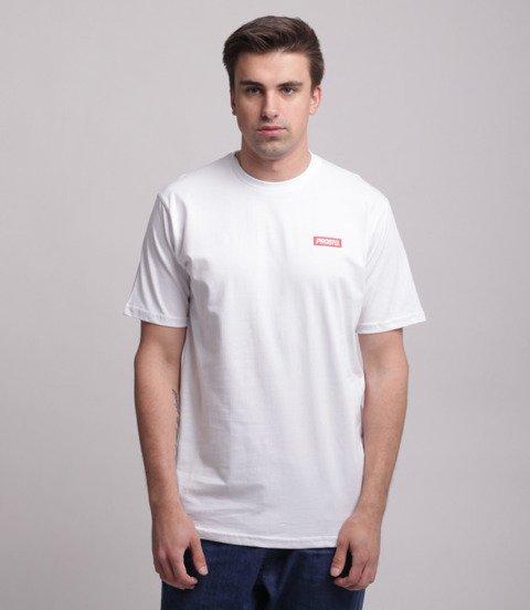 Prosto-TS ASH T-Shirt Biały