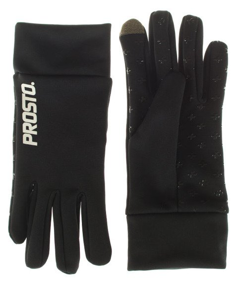 Prosto-Twosides Rękawiczki Czarne