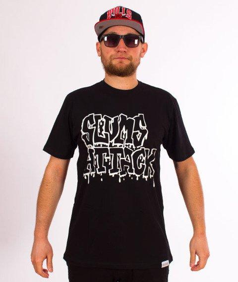 RPS KLASYKA-Old Logo Mono T-Shirt Czarny