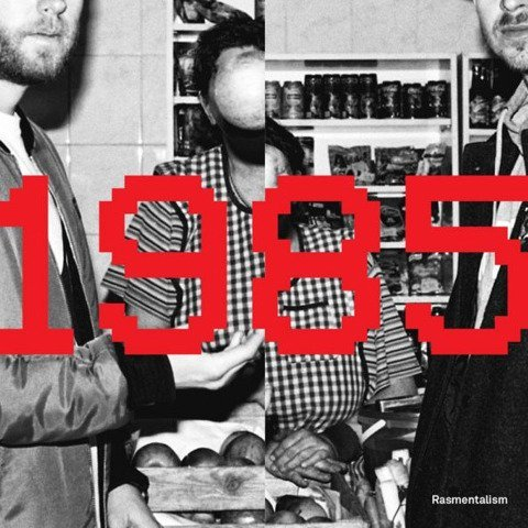"Rasmentalism - ""1985"" CD"
