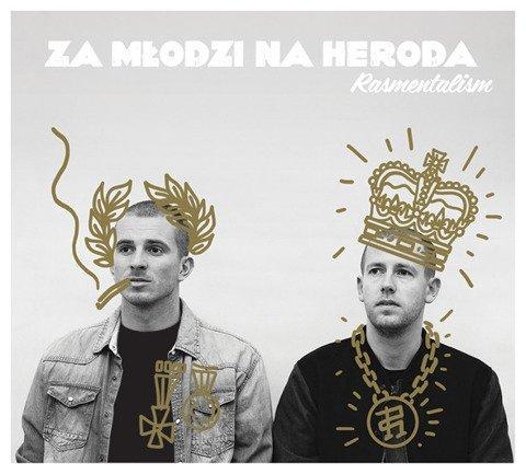 Rasmentalism-Za młodzi na Heroda (CD)