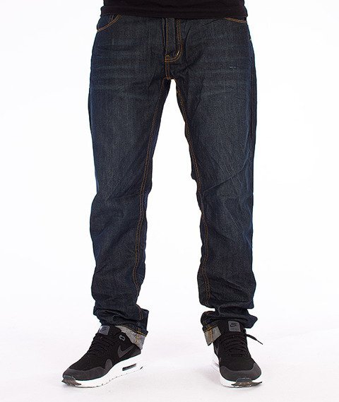 RocaWear-Brooklyn Wash Relaxed Fit Spodnie Jeans R1608J000 875