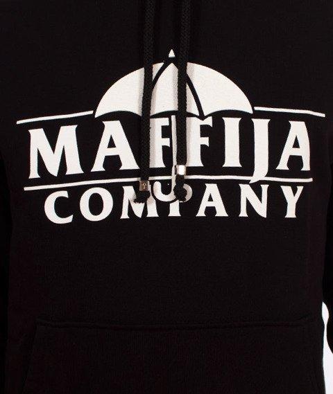 SB Maffija-In Line Bluza Kaptur Czarna