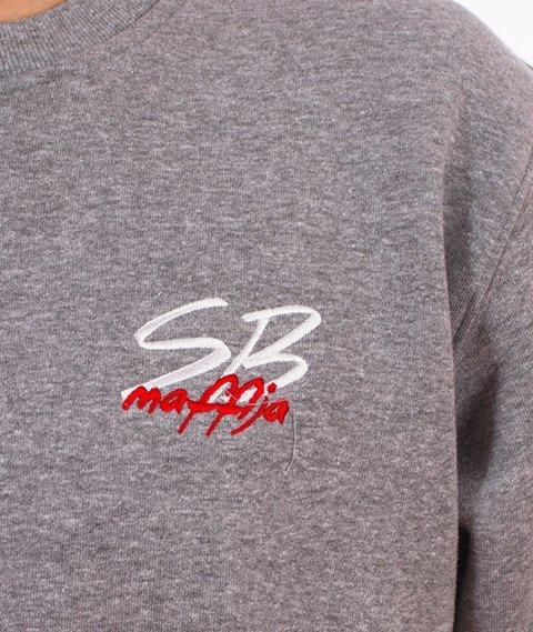 SB Maffija-Mini Classic Bluza Szara
