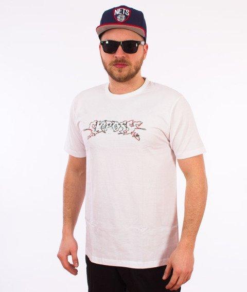 SK Posse-Noise2 T-Shirt Biały
