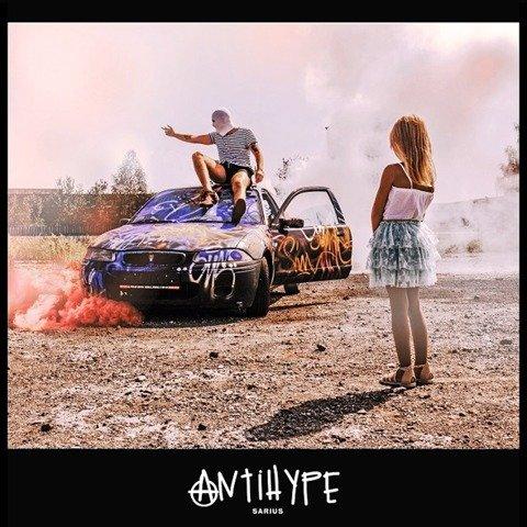 Sarius - Antihype (CD)