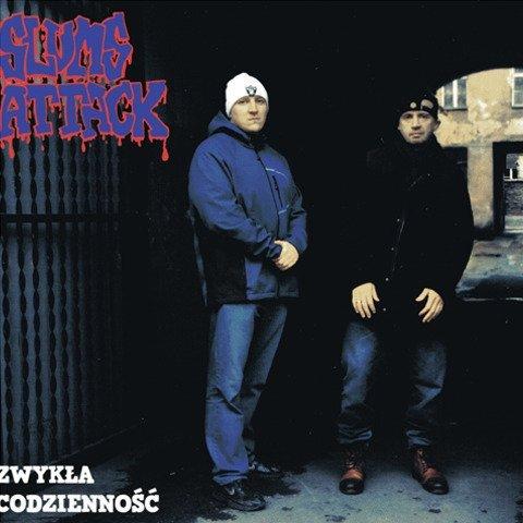 Slums Attack-Zwykła Codzienność Reedycja 2CD