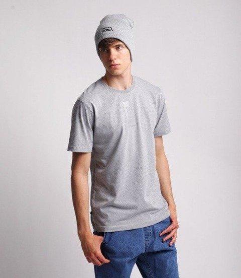 Smoke Story FOIL 3D T-Shirt Szary